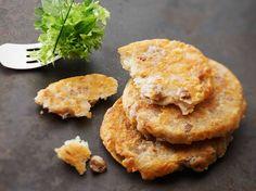 Découvrez la recette Galettes de pomme de terre Thermomix sur cuisineactuelle.fr.