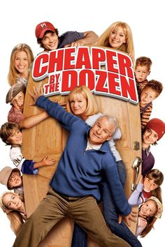 click image to watch Cheaper by the Dozen (2003)