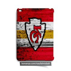 Kansas City Chiefs Paints iPad Air Mini 2 3 4 Case Cover