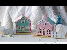 Papertrey Ink New Product Intro: Tiny Town Basics & Tiny Town Church - YouTube