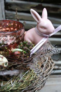 ***NEU*** Ein Hase hat´s gut - Frühlingsdekoration von Frijda im Garten - Aus einer Idee wurde Leidenschaft auf DaWanda.com