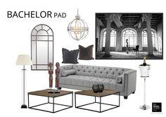 Decor, Furniture, Home Decor, Bachelor Pad, Couch