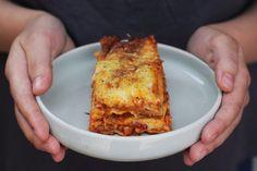 Lasagne alla Bolognese recipe on Food52