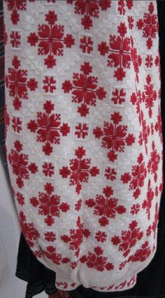 Ukrainian embroidery shirt