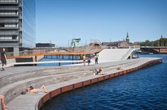 Kalvebod Waves by JDS/JULIEN DE SMEDT ARCHITECTS, Urban Agency