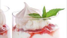 Everyday Ingredients! Strawberry Cream Parfaits