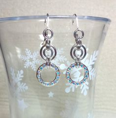 Hey, I found this really awesome Etsy listing at https://www.etsy.com/listing/169502621/inner-circle-earrings-with-swarovski