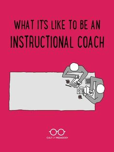 Lately I hear more and more people describing themselves as instructional coaches, so I thought it was time to take a closer look at the work they do. | Cult of Pedagogy Cult Of Pedagogy, Instructional Coaching, Career Advice, Professional Development, What Is Like, Coaches, Closer, Things To Think About, Thoughts