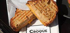 M° Saint placide La Maison du Croque-Monsieur Monsieur Paris, Paris Food, Chef Work, Savory Pastry, York Restaurants, French Dishes, Menu, New Paris, Melted Cheese