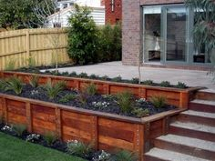 retaining wall ideas - Google Search