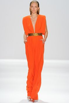 Carlos Miele Spring 2012 Ready-to-Wear