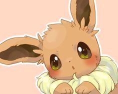 Eevee Pokemon Firered, Pokemon Eeveelutions, Pokemon Funny, Cute Animal Drawings, Kawaii Drawings, Cute Drawings, Eevee Wallpaper, Cute Pokemon Wallpaper, Manga Pokémon