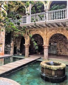 Casa Pombo⭐️ Cartagena de Indias #casapombo #cartagena #colombia #boutique…