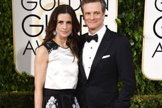 Livia Firth 'Recycles' Eco-Friendly Dress for Golden Globes