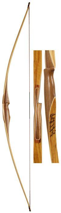 Archery~ long bow