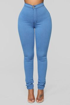 Lavany Bodycon Skirt Women Stretch High Waist Hole Denim Pencil Jeans Mini Skirt