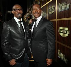 Eddie Murphy Mourns the Loss of Charlie Murphy