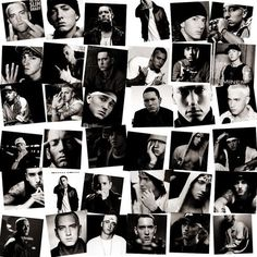Marshall collage. Don't know who made it, so can't give credit. But, whoever did it, it's badass!
