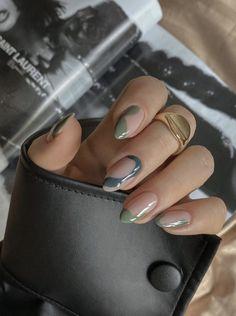 25 ASOS CLOTHING PICKS MAY 2021] Edgy Nails, Classy Nails, Stylish Nails, Trendy Nails, Swag Nails, Milky Nails, Acylic Nails, Nail Jewelry, Manicure E Pedicure