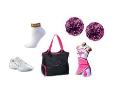 Thirty-One Gifts - GO TEAM! What a great cheer bag!  The All-Pro Tote is perfect for your cheerleader and it's only $25  when you spend $35 in April! #ThirtyOneGifts #ThirtyOne #Monogramming #CustomerSpecial #ProTote #CheerBag