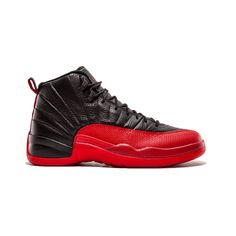775b8d92347c Air Jordan 12 Retro basketball shoes in red and black for sale in mens  sizes from the Australian Jump Street basketball store.