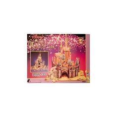 PUZZ-3D Disney's Sleeping Beauty Castle; 224 Pcs - HOLY CRAP! ORDERING for Kasondras room! Probably more excited than I should be
