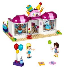 12.22$  Watch here - http://alia2w.shopchina.info/1/go.php?t=32796671022 - Bevle SY838 Friends Series Heartlake Party Shop Balloon Building Block Model Bricks Toys Gift For Children 41132  #buyonline