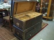 Image result for antique stanley tool chest