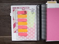 Sticky Note Flags by Ashley Cannon Newell for Papertrey Ink (March 2015)