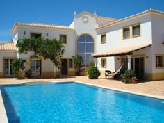 Lagos Villa Rentals in Portugal Apartments For Sale, Luxury Apartments, Luxury Property For Sale, House By The Sea, Front Rooms, 3 Bedroom House, House Windows, Luxury Holidays, Luxurious Bedrooms