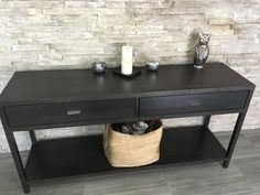 Room And Board Berkeley Console Table