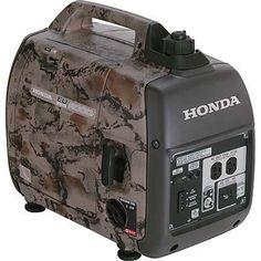 Honda EU2000IANF CAMO
