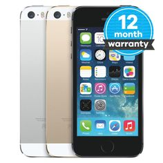 #Apple iphone 5s - 16gb 32gb 64gb - unlocked sim free smartphone #various #colour,  View more on the LINK: http://www.zeppy.io/product/gb/2/291945664270/