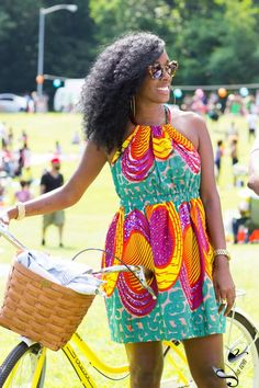 ~Latest African Fashion, African women dresses, African Prints, African clothing…