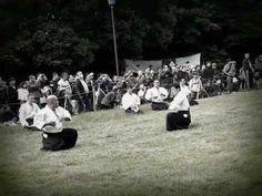 Yagyu Shingan-ryu Taijutsu : Meiji Shrine 2012 - YouTube