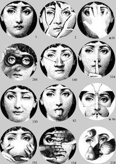 I want to go to Milan just to visit the Fornasetti store.