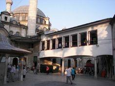 Mezquita Eyüp #estambul #turquia #mezquitas