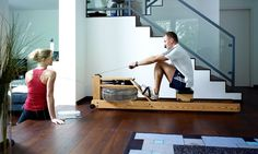 remo waterrower natural