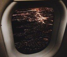 goals, lights, plane, travel