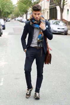 Photo from The Sartorialist