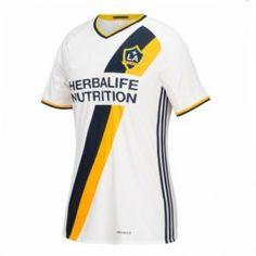 2017 Cheap Women Jersey LA Galaxy Home Replica Football Shirt [AFC58]
