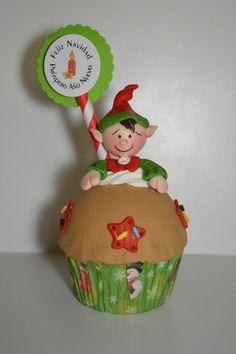 Cupcake duende