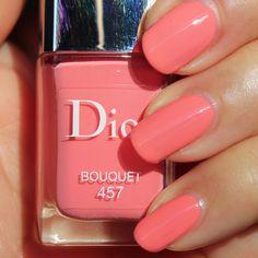 Dior Perlé, Bouquet & Bloom nagellak - review & swatches - Beautyscene