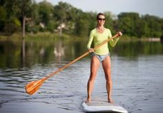 Have you tried the latest craze - Stand Up Paddle Boarding? Click here to see why Southport and Oak Island are great places to enjoy this new sport!