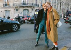 Phil Oh's Best Street Style Beauty From Paris Fashion Week Fall 2018