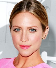 The drugstore beauty product that's always in Brittany Snow's purse