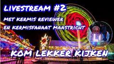 Livestream #2 RidesXL# Kermis Reviewer #KermisFanaat Maastricht