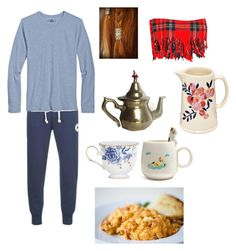 """Morning 4"" by javequal-mal on Polyvore featuring interior, interiors, interior design, home, home decor, interior decorating, Lenox, Converse, Liberty and American Rag Cie"