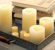 LOVE candle clusters