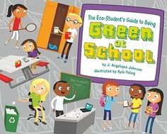 From backpacks to textbooks, this book presents tips for being green at school and being an eco-student. Available from Marion County Public Library.